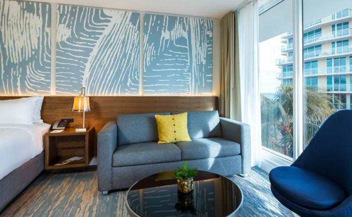 B Ocean Resort Fort Lauderdale Cheap Room