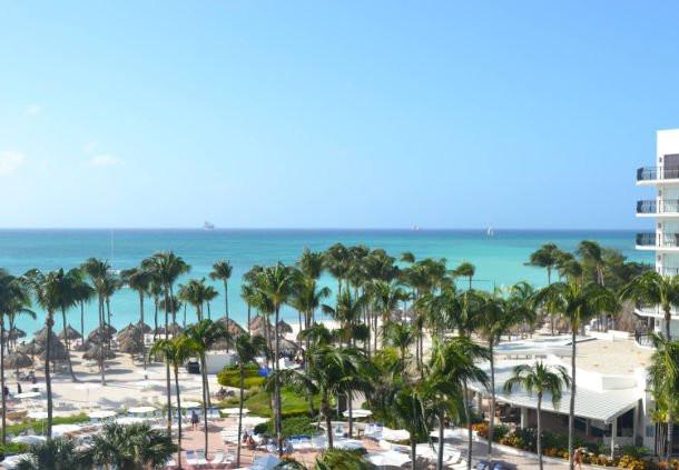 Aruba Marriott Resort And Stellaris Casino Cheap Vacations