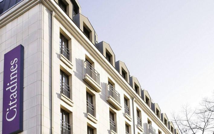Citadines Les Halles Paris in Paris | Hotel Rates ...
