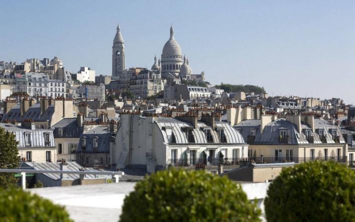 Hotel Rue Des Batignolles Paris