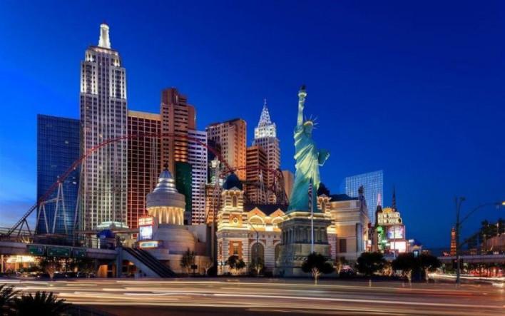 New York New York Las Vegas Hotel And Casino Cheap Vacations