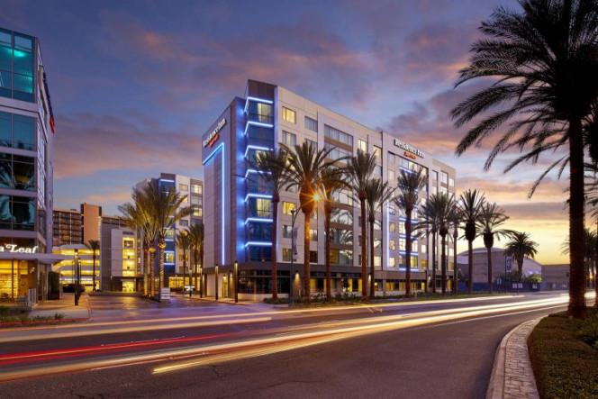 Residence Inn An Anaheim Resort Cheap Vacations Packages