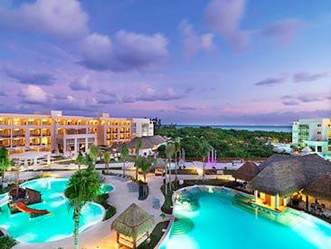Paradisus Playa Del Carmen La Esmeralda Cheap Vacations