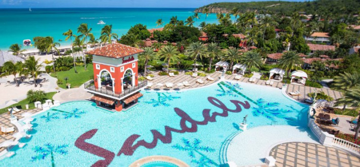 Sandals Grande Antigua Resort And Spa