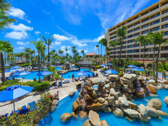 Aruba All Inclusive Resorts >> Barcelo Aruba Cheap Vacations Packages Red Tag Vacations