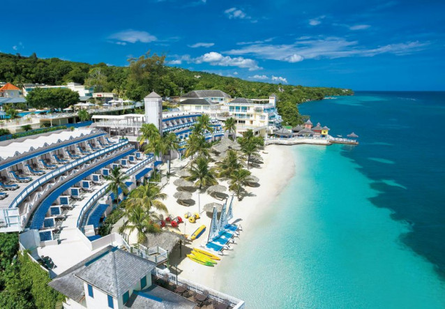 Beaches Ocho Rios Spa Golf And Waterpark