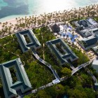 Barcelo Bavaro Beach - Aerial View