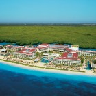 Breathless Riviera Cancun Resort and Spa - Aerial View