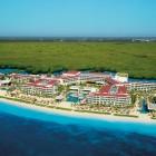 Breathless Riviera Cancun Resort and Spa - Vue Aerienne