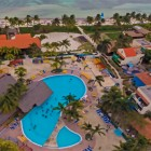 Brisas Santa Lucia - Aerial View of the Pool