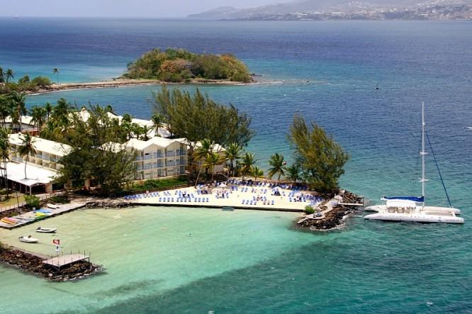 Carayou Hotel And Spa La Pointe Du Bout Martinique Mq Central America And Caribbean