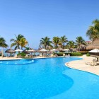 Catalonia Yucatan Beach Poolside