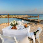 Catalonia Yucatan Beach Romantic Dinner