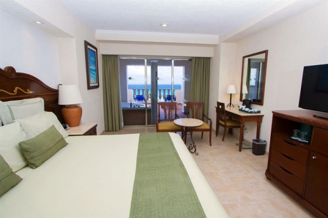 Deluxe Ocean View room with Jacuzzi
