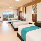El Dorado Sensimar Seaside Suites - Chambre