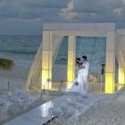 Fiesta Americana Grand Coral Beach Wedding