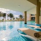 Generations Riviera Maya Swim Out Pool Loungers