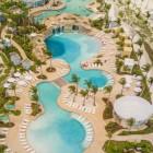 Grand Hyatt Baha Mar Pool Aerial