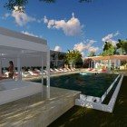Grand Paradise Playa Dorada Small Pool Cabana