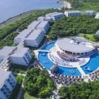 Grand Sirenis Mayan Beach Aerial