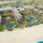 Hard Rock Hotel Los Cabos - Aeriel View