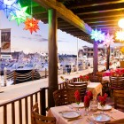 Marina Fiesta Resort and Spa Boardwalk