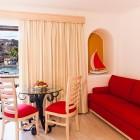Marina Fiesta Resort and Spa Deluxe Suite Living Room