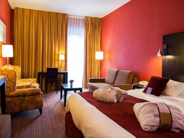 Mercure Bordeaux Chateau Chartrons Cheap Vacations