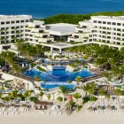 Now Emerald Cancun Resort and Spa - Arial