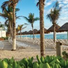 Now Emerald Cancun Resort and Spa - Beach