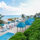 Oh Cancun Oasis Hotel Beach