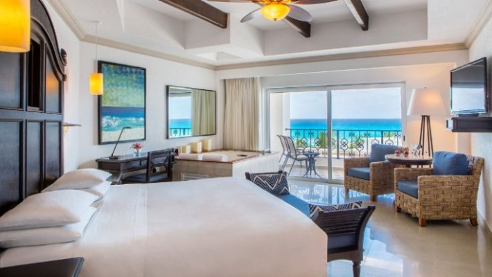 Ocean View Junior Suite Double (View)