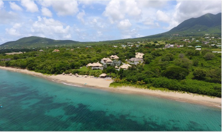 Paradise Beach Nevis Cheap Vacations Packages Red Tag