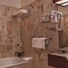 Quality Hotel Abaca Room Bathroom