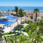 Royal Decameron Los Cabos Pool Aerial