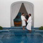 Royal Solaris Los Cabos Hot Tub