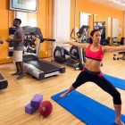 Royalton Blue Waters Dining Fitness Center