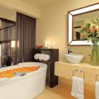 Secrets Wild Orchid Junior Suite Bathroom