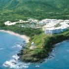 Senator Puerto Plata Spa Resort Aerial