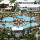 Senator Puerto Plata Spa Resort Pool Aerial