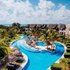 Valentin Imperial Riviera Maya Poolside