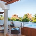 Valentin Imperial Riviera Maya Room Balcony