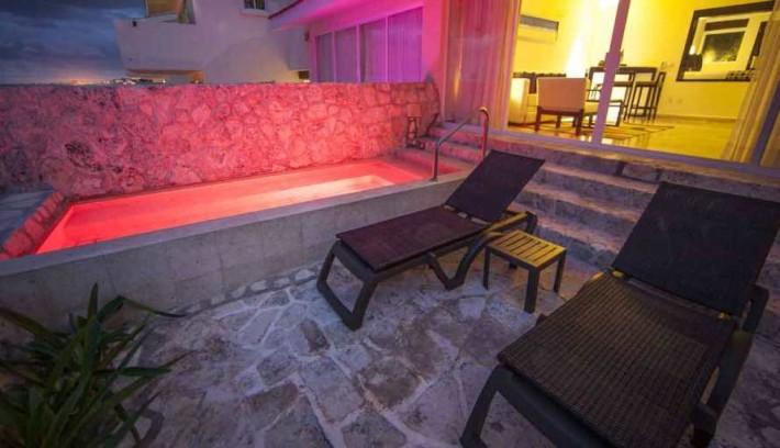 Villa Master Suite - Ocean View