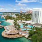 Warwick Paradise Island Resort Aerial