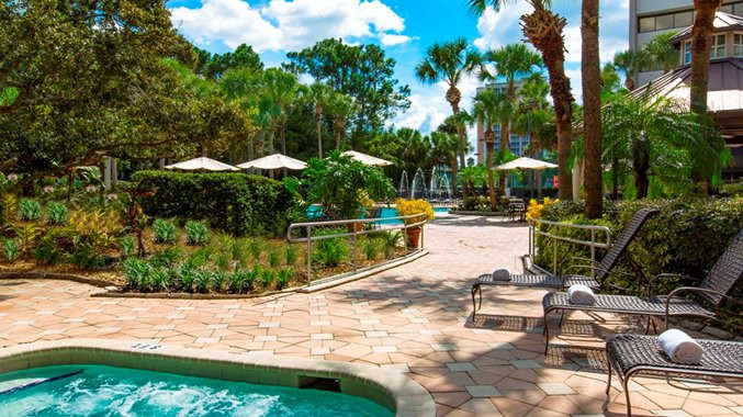 Doubletree Suites Walt Disney Cheap Vacations Packages