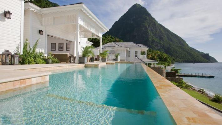"""Résultat de recherche d'images pour """"""""Sugar Beach, a Viceroy Resort"""", Saint Lucia"""""""