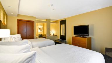 Fairfield Inn & Suites Tampa Fairgrounds
