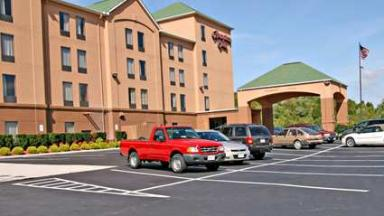 Hampton Inn Max Meadows