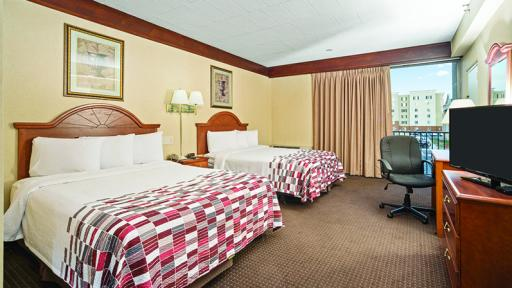 Last Minute Discount At Red Roof Inn Amp Suites Newark