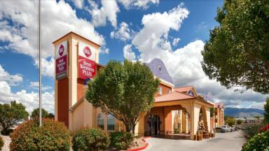 Best Western Executive Suites Albuquerque